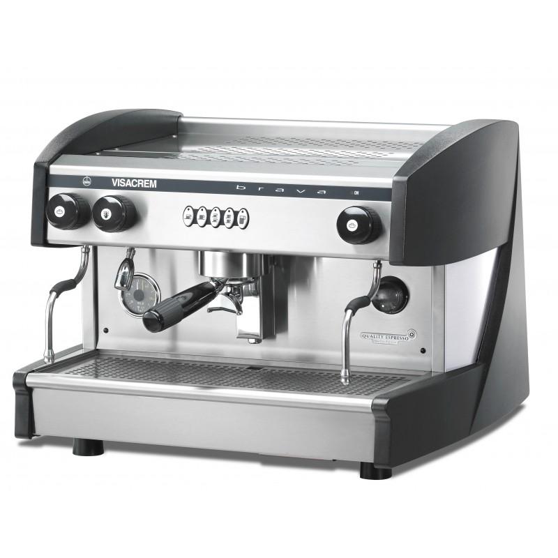 Profesionální kávovar BRAVA electronica 2 skupinový