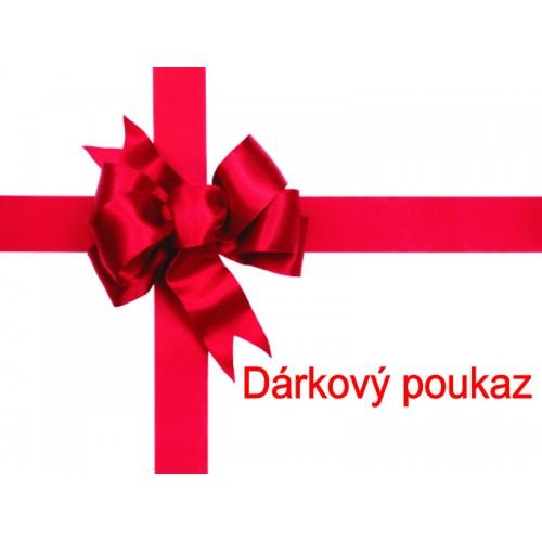 Dárkový poukaz na nákup KAVOVARY.cz