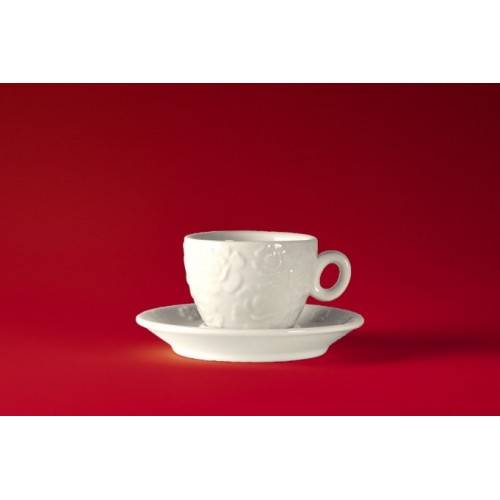 Espresso Azalea struktura 80ml šálek+podšálek