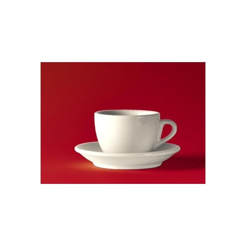 Cappuccino ROSA bianco 165 ml šálek+podšálek