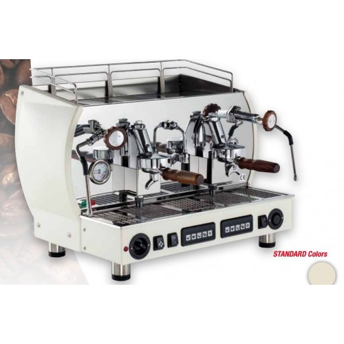 Altea WOOD retro design kávovar