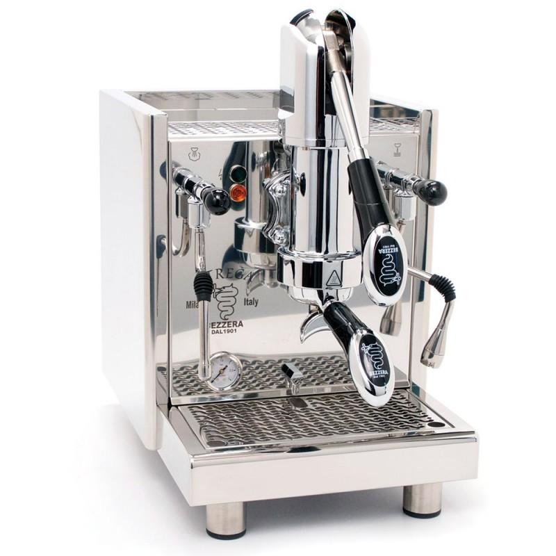 Retro kávovar Strega - lever