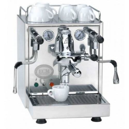 ECM Mechanika IV Profi 1 skupinový kávovar