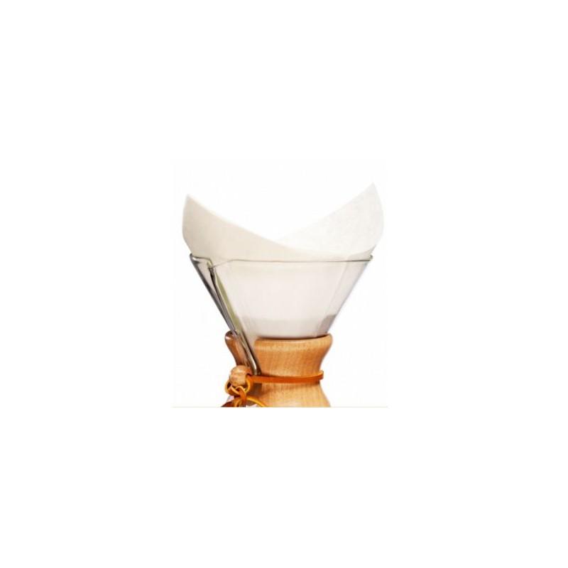 Chemex filtr coffee  2-6 porcí
