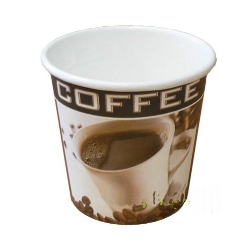 Kelímek Cofee To Go 100/150 ml 4oz 100 kusů