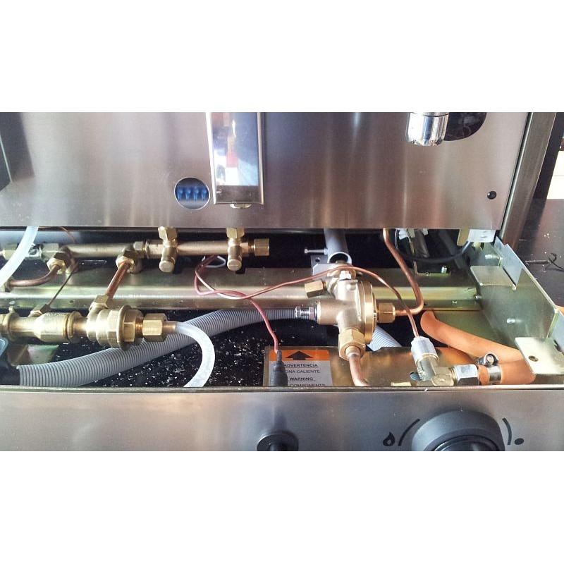 Rimini 2 skupinový kávovar - plynový semiautomatica