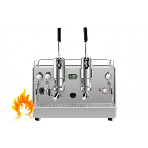 Kávovar Palanca 2 pákový - typ lever - plynový