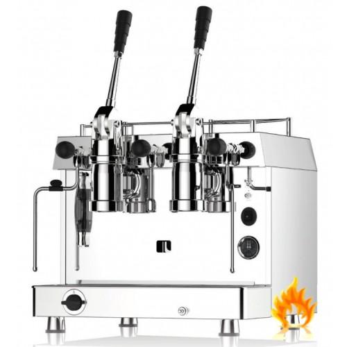 FCL Fracino plynový kávovar Retro - lever