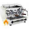 Altea WOOD retro design kávovar - plyn