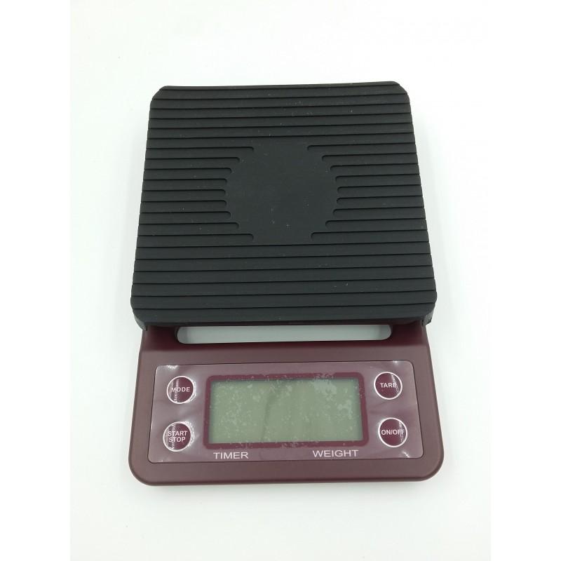 Digitální baristická váha typ Brewista 3kg / 0,1 gr