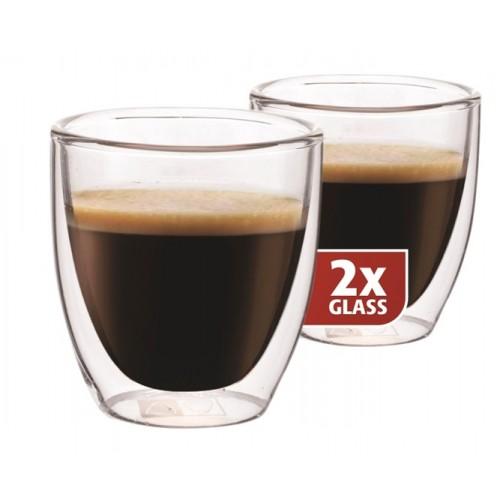 Skleničky Maxxo espresso