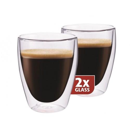 Skleničky Maxxo coffee