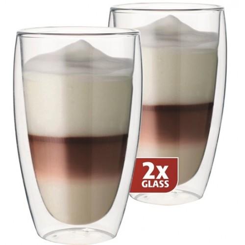 Skleničky Maxxo Latte