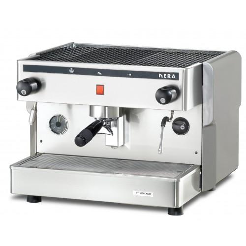 Profesionální kávovar NERA semiautomatica 1 skupinový