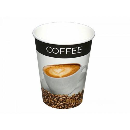 Kelímek Cofee To Go 300/350 ml 12oz 50 kusů