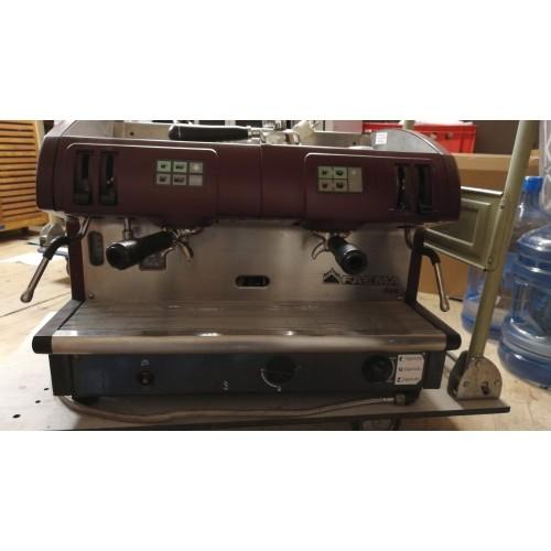 Kávovar FAEMA DUE 2 skupinový elektronika - BAZAR
