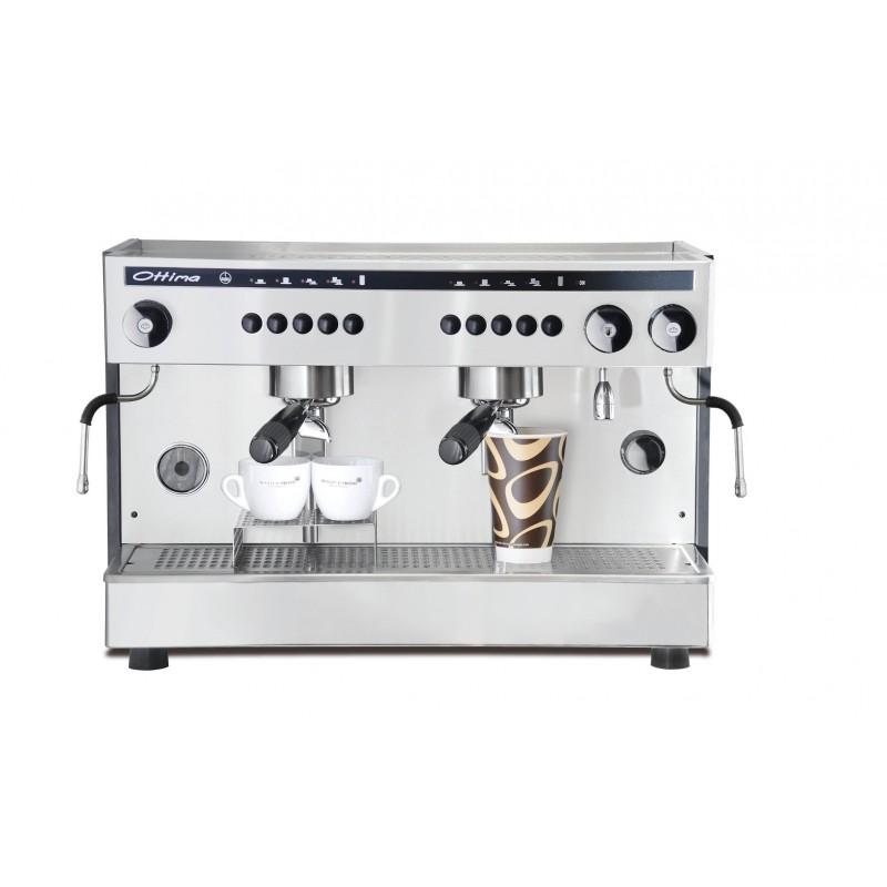 Kávovar OTTIMA elektronica 2skupinový