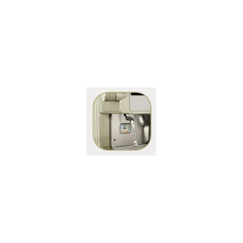 Profesionální kávovar V6 elektronica 2 skupinový