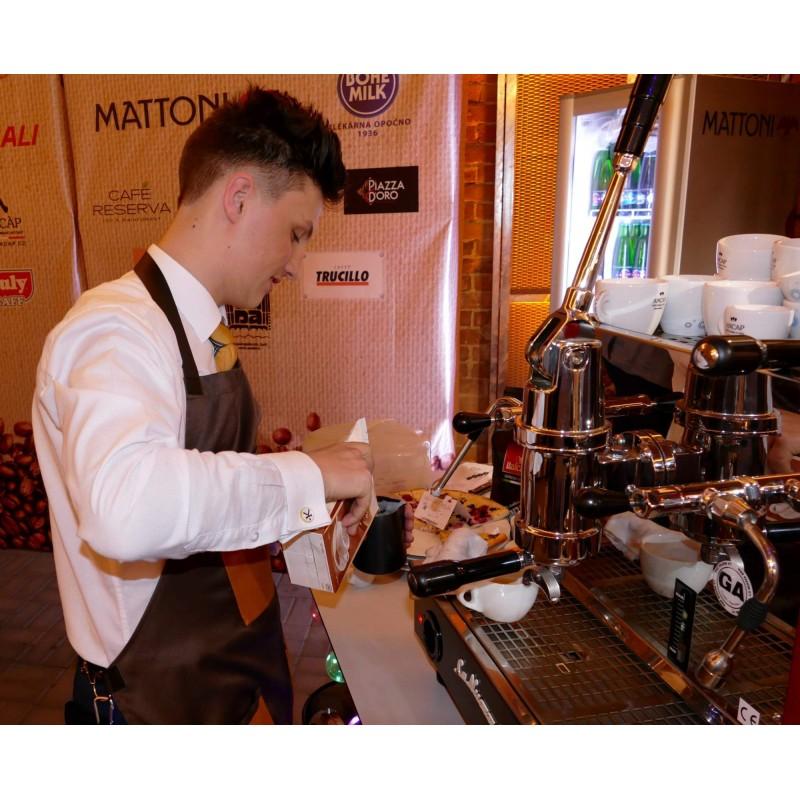 Kávový catering - poptávka