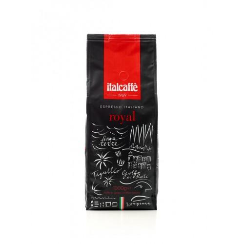 Zrnková káva Royal Bar 1000g Italcaffé