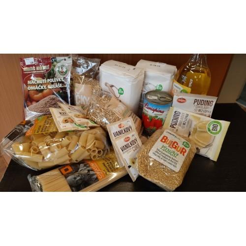 Balíček základních BIO potravin