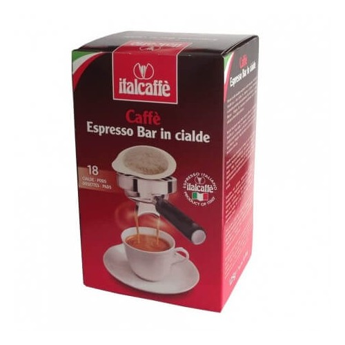 Káva Italcaffé 7gr ESE (POD) 18 ks