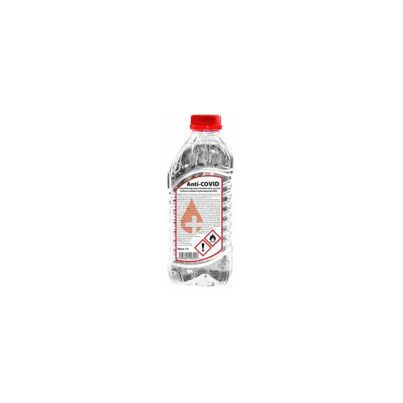 Dezinfekce Anti-COVID 750ml s prozprašovačem