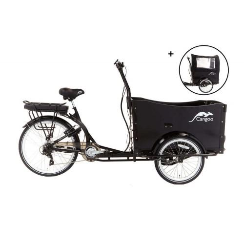 Zásobovací kolo - cargo