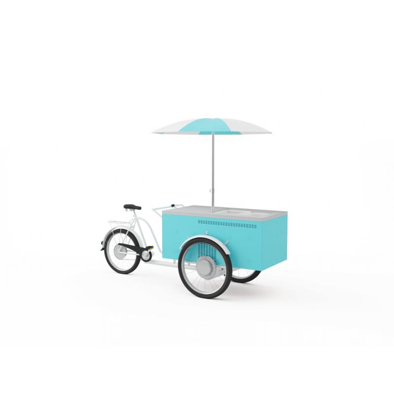 Zmrzlinový stánek - pro nanuky