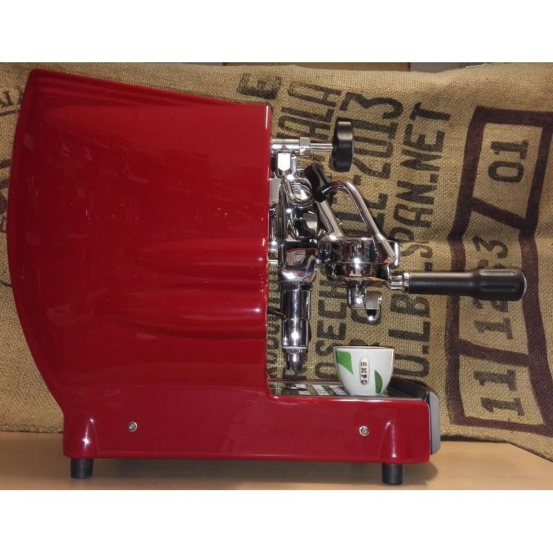 Kávovar CUADRA A007 - (E61 GROUP) ČERVENÁ