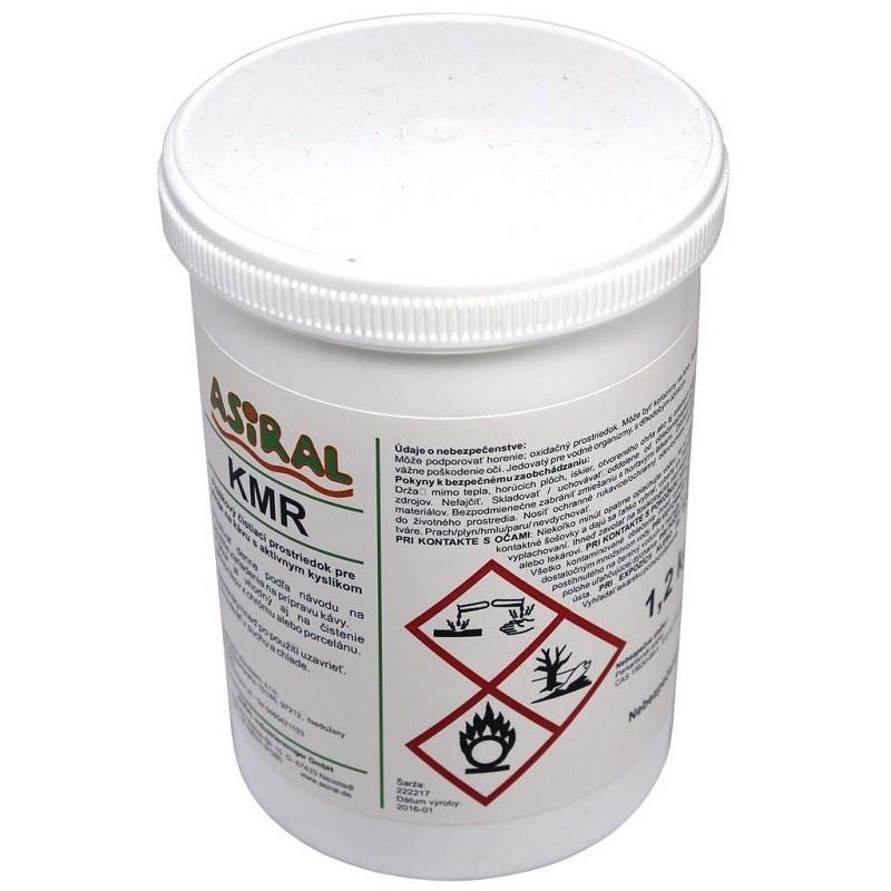 Čistící prostředek k denní údržbě pákových kávovarů Asiral KMR 1,2 kg