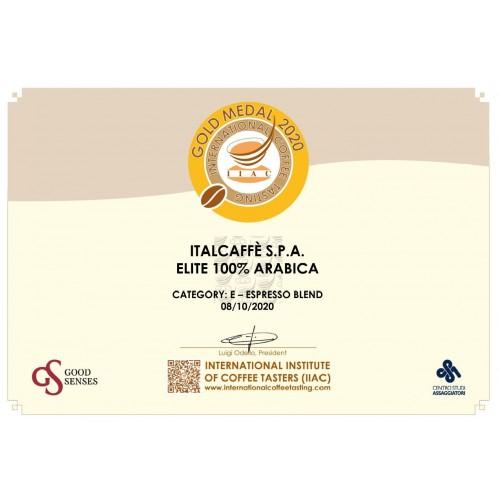 Káva Italcaffé Elite Bar zrnková 1000g