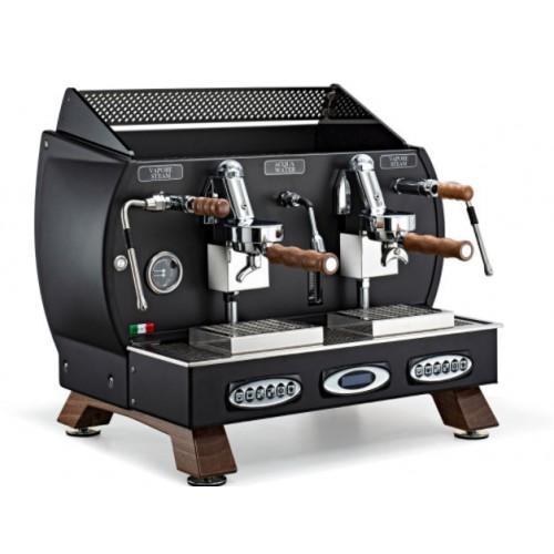 Altea Anniversario-wood retro design kávovar