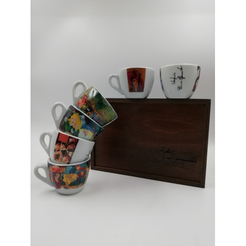 Šálek espresso Collezione DIPINTI 60ml