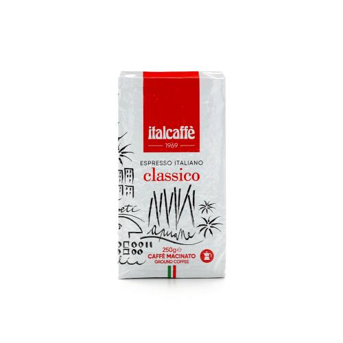 Italcaffé Qualita Classica káva 250g mleté