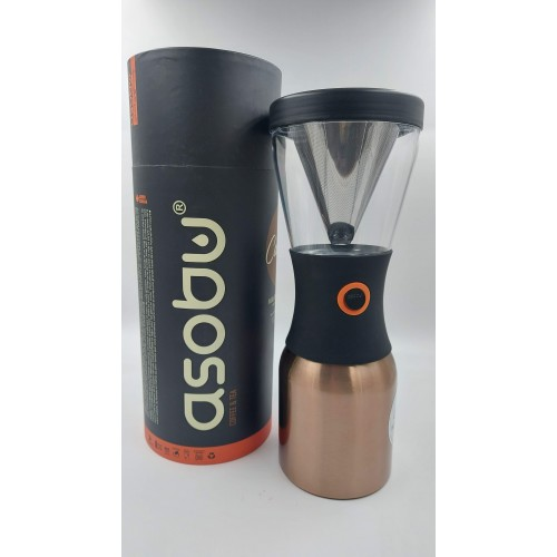 Asobu Cold Brew Coffee KB900 měď 1 l