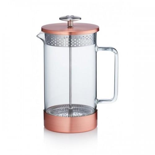 Core Cofee Press 3 šálky měď