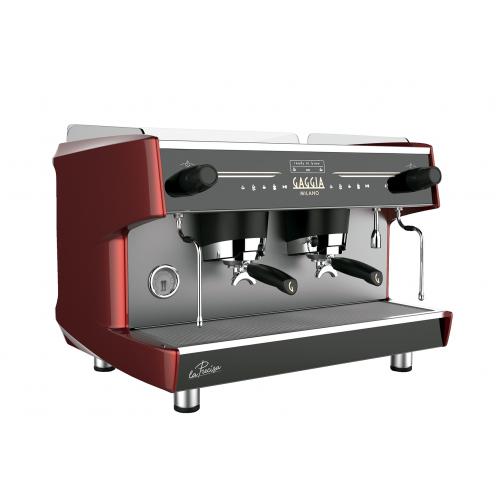 Profesionální kávovar La Precisa 2skupinový - PID regulace