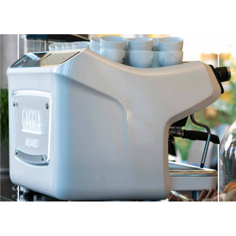 Profesionální kávovar La Giusta 2skupinový - PID regulace