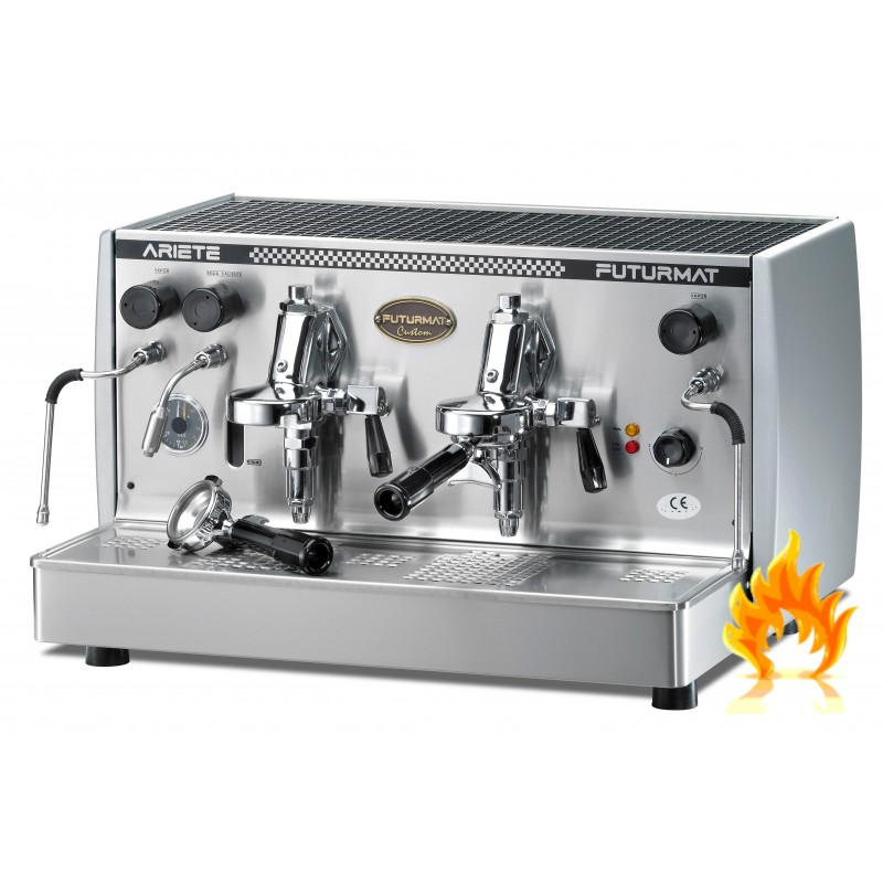 Profi kávovar na plyn 2 group FUTURMAT ARIETE
