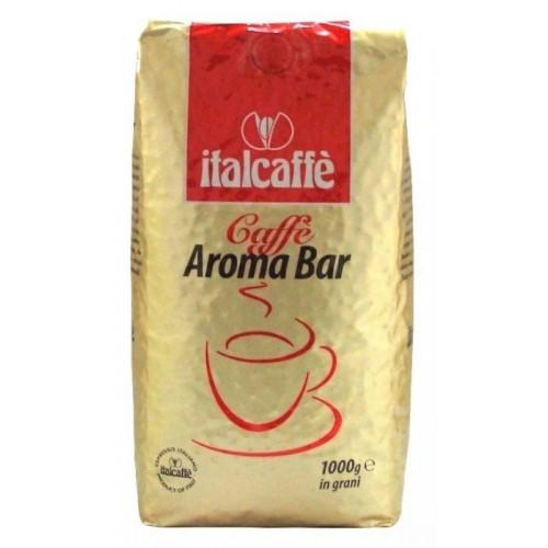 Zrnková káva AROMA Bar 1000g Italcaffé