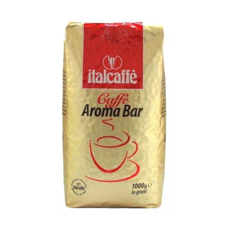 Káva Italcaffé AROMA Bar zrnková 1000g