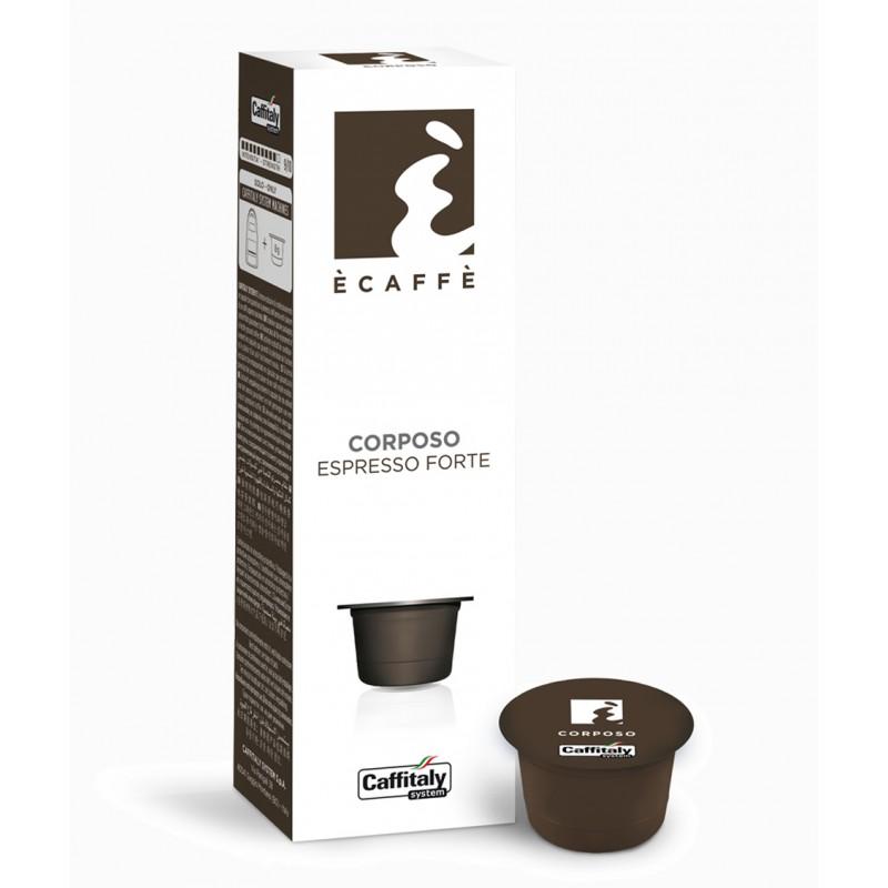 Káva kapsle Caffitaly Ecaffé PREZIOSO - 100% Arabica - 10 kusů