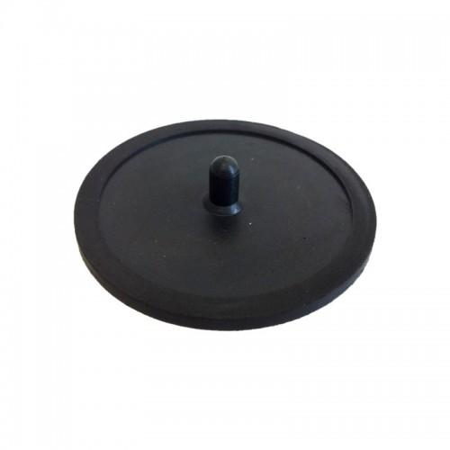 Záslepka gumová - pro čištění do páky