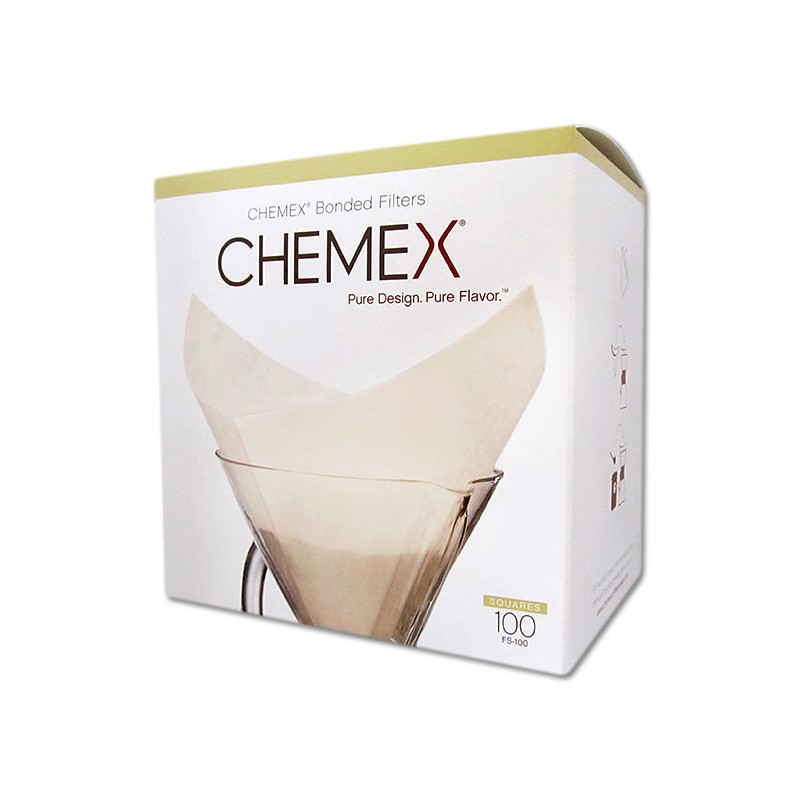 Filtr chemex 100 ks