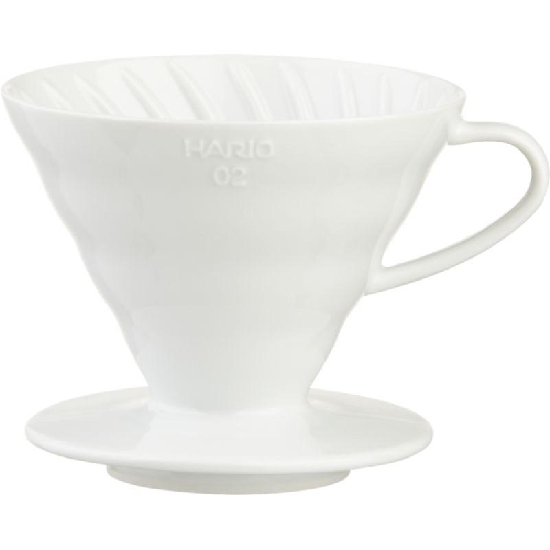 Ceramic coffee dripper Hario 1-2 šálky V60