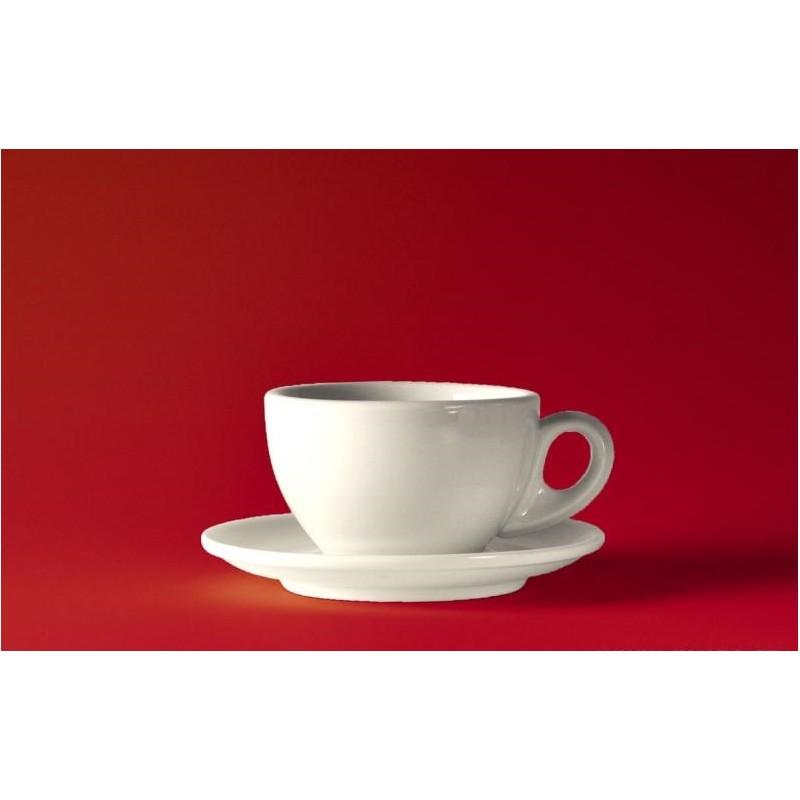 Šálek Latte ROSA bianco 300ml