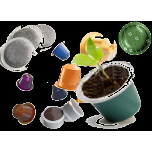 Jednoporcová - kávové kapsle