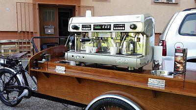 Elektrokolo kavárna
