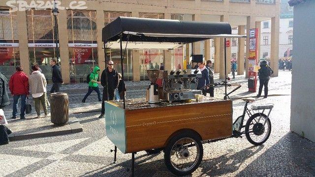 Elektrokolo kavárna PIKOLO - Fracino Contempo dual fuel